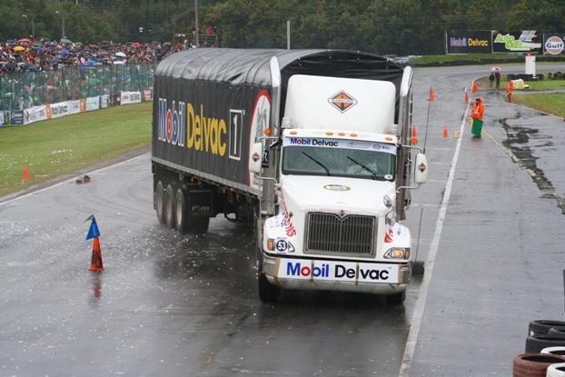 A partir de este sábado se disfrutará el Gran Premio Nacional de Tractomulas Mobil Delvac.