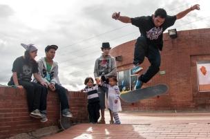 El Skateboard…