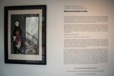 El Centro Distrital de Memoria, Paz y Reconciliación trajo a los asistentes la exposición 'Los Visibles'.