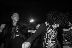 El público pogeó al son de bandas tan históricas como Anthrax y Soufly, y al mismo tiempo con nuevas apariciones como las del energético Hardcore de Tryout.