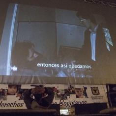 Donde muchos de los asistentes, al igual que Iglesias, también lo tuvieron como su hogar, pero que hoy fue el destino en el que muchos por primera vez vieron una función de cine. Foto: Mox.k