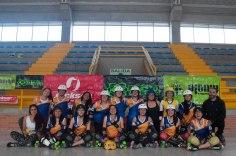 Serán 19 mujeres que llevan cerca de cinco años fortaleciendo el Roller Derby en Colombia, las encargadas de representar al país en el mundial de la categoría que comienza este jueves cuatro de diciembre en Dallas, Texas.
