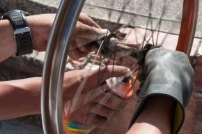 """Por su lado Toño París de Subase a la bici, se ponía más contento de poder tener """"la oportunidad de cambiar la vida de varios niños"""""""