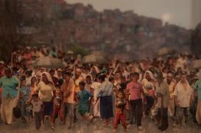 Impulsados por una historia de una brutal violencia a manos del paramilitarismo pero también de resistencia civil, los habitantes de Catatumbo y Montes de María expusieron en el Centro de Memoria, Paz y Reconciliación la galería de memoria 'Somos Tierra'.