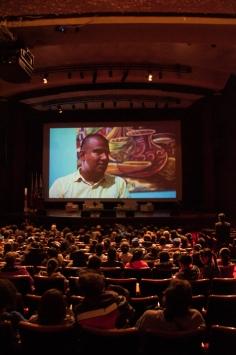 Los teatros México, Bogotá y la Cinemateca Distrital quienes a través de sus pantallas incentivaron a los jóvenes a pensar más en el país que disfrutan.
