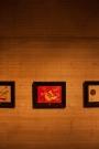 Recuerden que las obras de estas series son parte de las colecciones de FUNIBER son parte de una gira internacional de la muestra que hace ahora escala en Bogotá, con el auspicio del Centro Cultural de España en Santo Domingo, la Agencia Española de Cooperación Internacional para el Desarrollo, AECID, y la Embajada de España en Colombia.