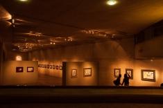 """Y en un espacio para descubrir que Miró: """"los grandes conceptos, la concordia, el equilibrio, la integración de todo, los traduce con pocos signos en el papel"""", como lo señala Sara Malagón Llano en su artículo publicado en El Espectador. (http://www.elespectador.com/noticias/cultura/52-piezas-de-miro-bogota-articulo-571991), de una manera maravillosa."""