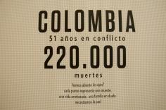 Sino una gran posibilidad para poder detener una matanza que ha afectado de manera severa a la sociedad colombiana en especial a los más pobres de los estratos 0, 1 y 2; quienes con un avasallador 80 por ciento son los que llenan las filas de las Fuerzas Militares.
