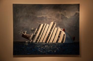 Arrancando por el Museo de Arte Moderno de Bogotá –MAMBo- con la obra 'Hacía un lugar común' de Juan Mejía que nos habla acerca del hundimiento y el naufragio como un lugar común al que llegamos todos, comienza este año el Premio Luis Caballero, uno de los galardones más importantes para artistas contemporáneos de Colombia.