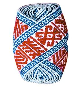 Un elemento considerado esencial en la escritura de las culturas Inga, Nasa, Misak y Yanakona en el cual mediante diseños-simbolos y un lenguaje poético se cuenta la vida y pensamiento de un determinado lugar de vida que nos ayuda a construir desde las memoria pasadas el beneficio de las generaciones futuras.