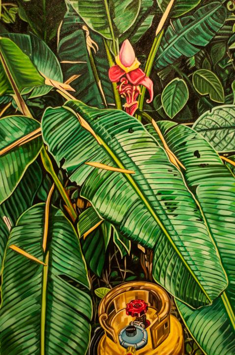 3.Villalobos es migrante de San José de Guaviare -una zona afectada desde hace muchos años por la violencia armada- y su obra responde a esa conciencia del desplazamiento forzado que ha provocado la guerra y las lógicas del abandono que se crean como consecuencia del fuego cruzado […]