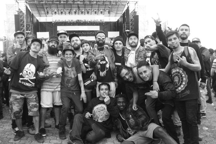 Este año además Rock al Parque ha sido uno de los más diversos en cuanto integración musical se trata.
